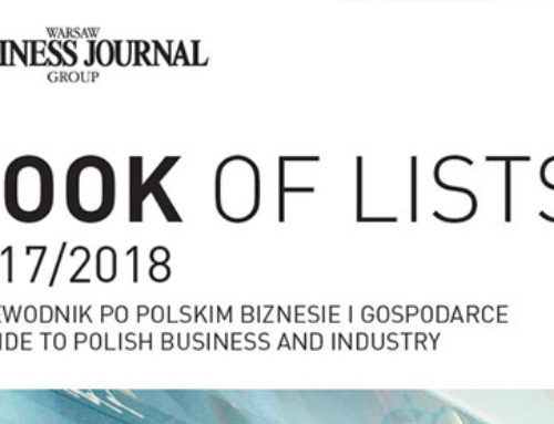 KRS Kancelaria – 6th place in the Ranking of Small Tax Advisory Companies in Poland