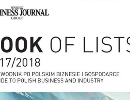 KRS Kancelaria – VI lugar no Ranking das Pequenas Empresas de Consultoria Fiscal na Polónia