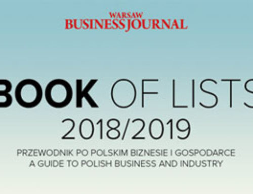 KRS Office in BOOK OF LISTS 2018/2019