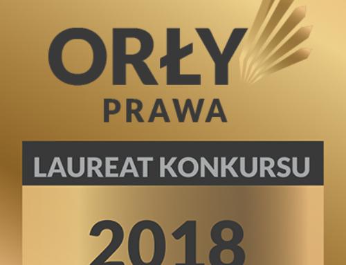 Escritório KRS KANCELARIA vencedor do plebiscito ÁGUIAS DA LEI de 2018